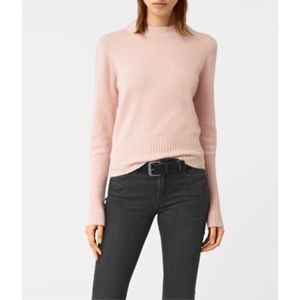 ALL SAINTS Alpha Crew Neck Sweater Size XS NWT